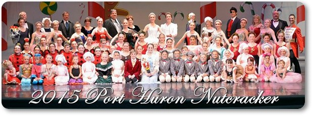 2015 Port Huron Nutcracker Cast